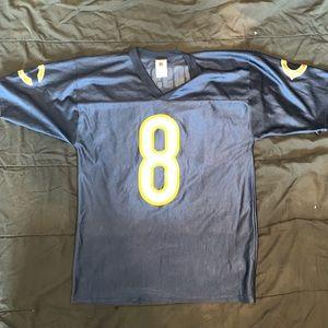 Nfl Chicago bears #8 Rex Friedman jersey